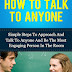 How To Talk To Anyone - Free Kindle Non-Fiction