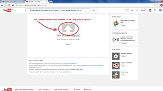 Cara memasukan video ke youtube mudah dan cepat2