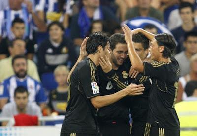 RCD Espanyol 0 - 4 Real Madrid (2)
