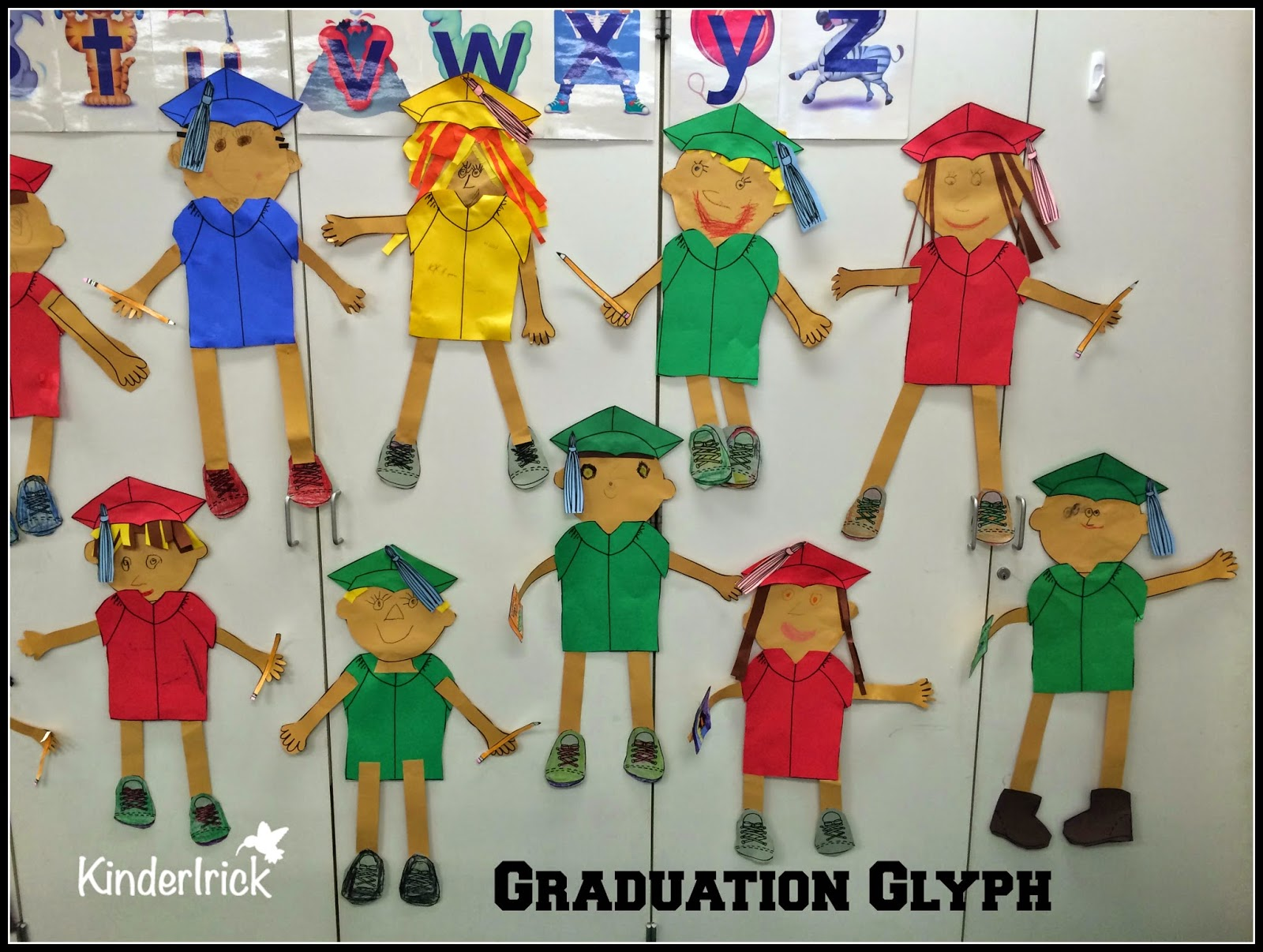 graduation glyph activity