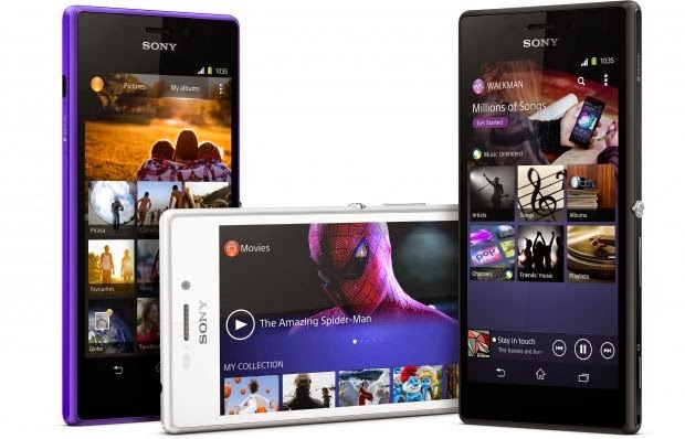 Sony Xperia T3 and Sony Xperia M2 LTE now available in the US