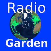 Ouça-nos no Radio Garden