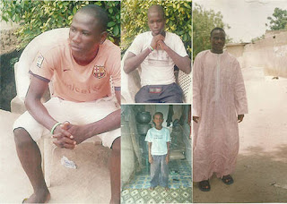 Four brothers detained at the Dodan Barracks in Lagos