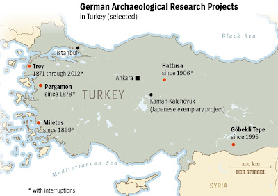 Archaeology falls victim to Turkish politics