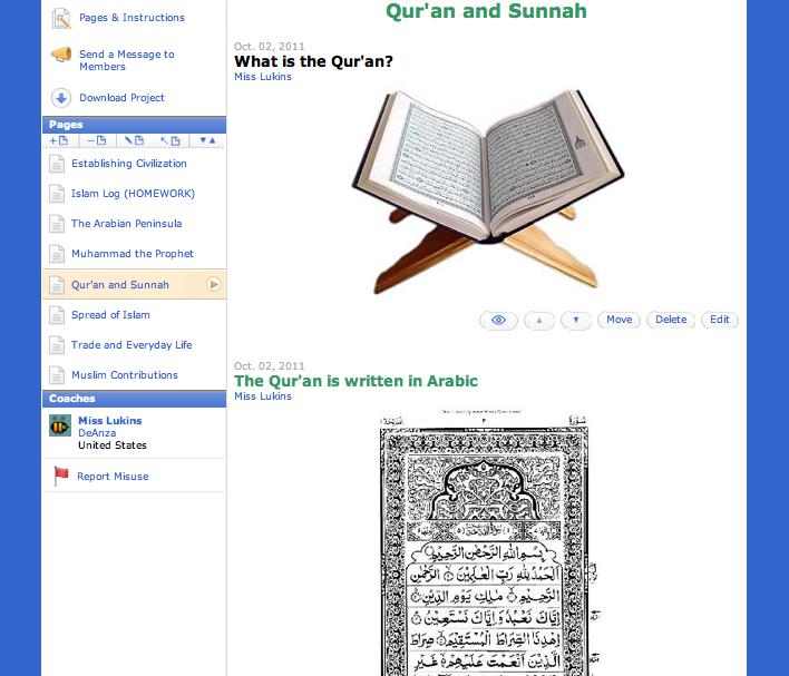 D.A.T.A. Scholars: Islam Investigation!