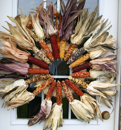 Boys Bovines And Blessings Indian Corn Meets Hot Glue Gun
