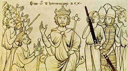 Oton I el Grande y la historia del Derecho