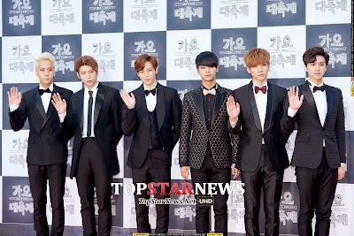 VIXX KBS Gayo 2014