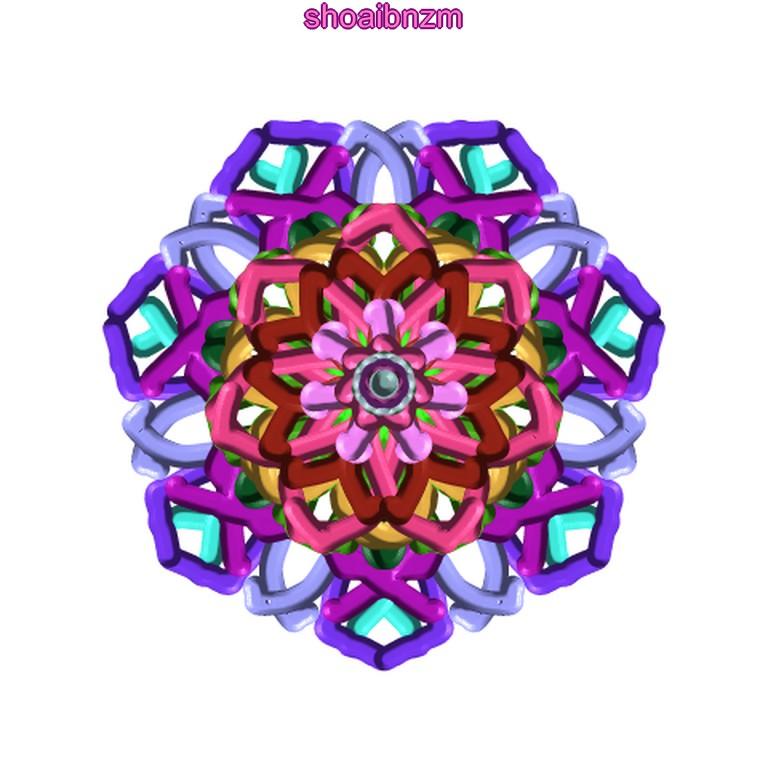 Circle Design Art : Flowers for flower lovers floral shape circle art designs