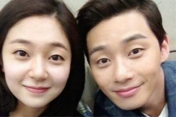 Gandingan Dalam Drama Temukan Cinta Park Seo Jun Baek Jin Hee