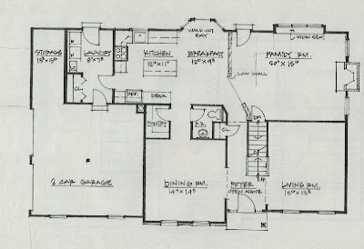 small kitchen layout design - home interior