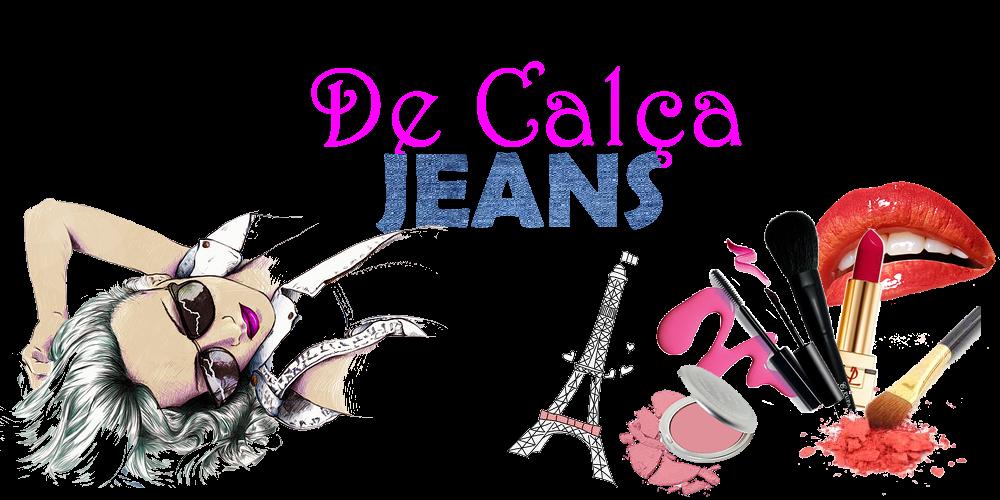De Calça Jeans