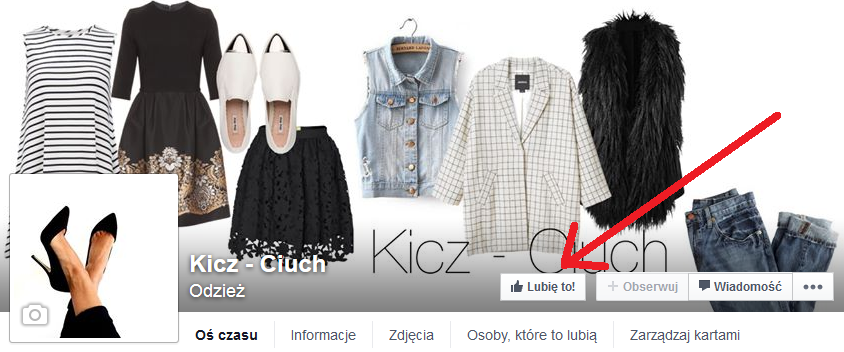 https://www.facebook.com/pages/Kicz-Ciuch/696746740374293