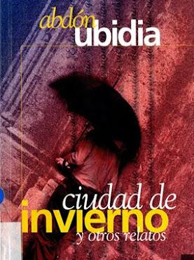 ABDÓN UBIDIA - PREMIO NACIONAL DE LITERATURA DE ECUADOR