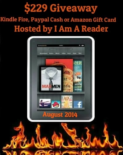 August Kindle Giveaway