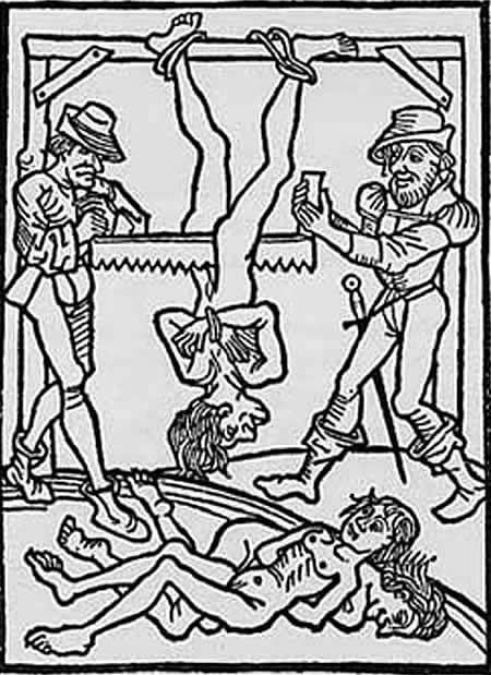 Torturas de la Edad Media