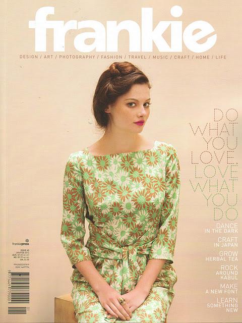 Secret Hipster: Magazines in Summer