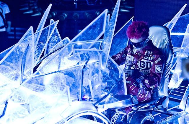 G-Dragon One of a Kind World Tour Seoul- 3