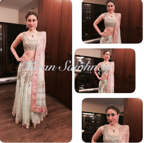 Saifeena at Soha Ali Khan's wedding reception