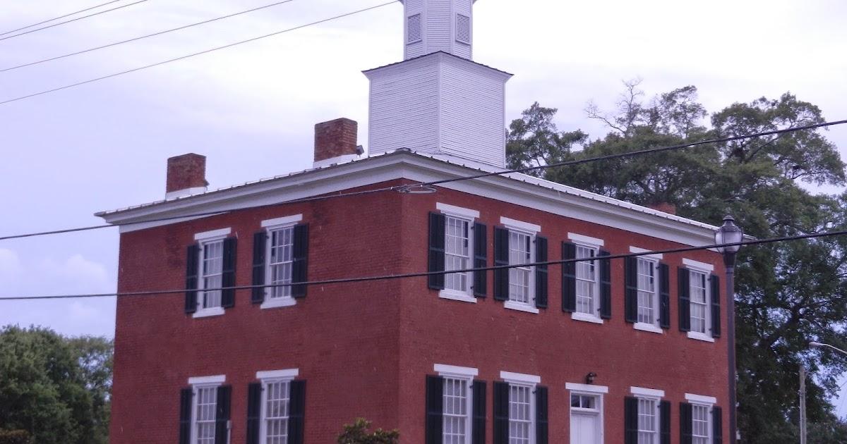 Alabama Yesterdays Somerville S Historic Courthouse