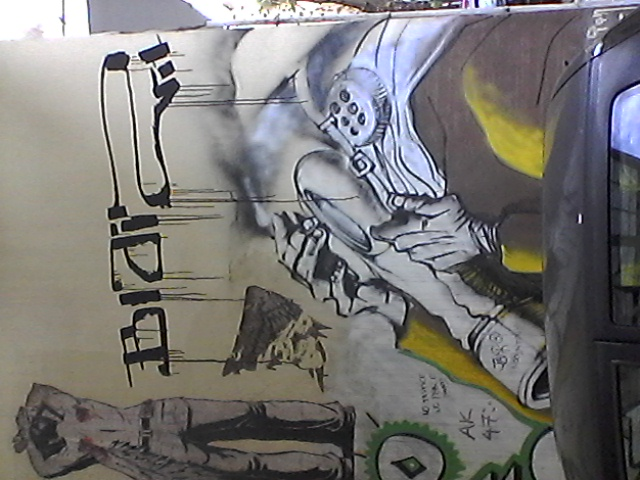 EXARCHEIA   GRAFITY