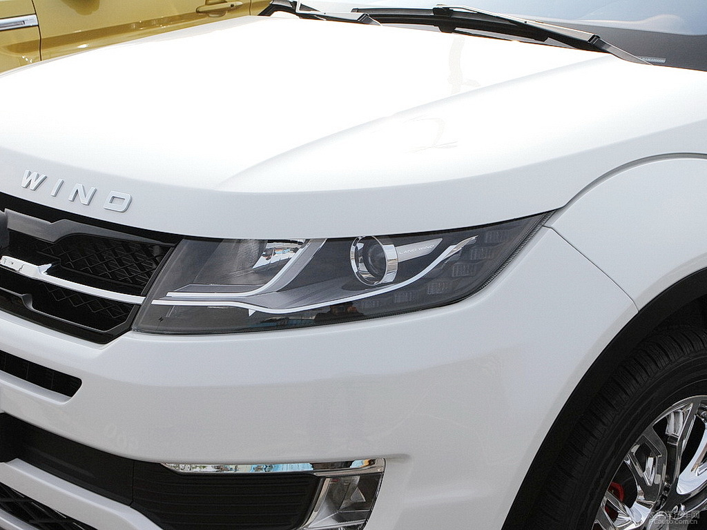 Land Rover Ceo Pissed At Landwind Over Their X7 Evoque Clone