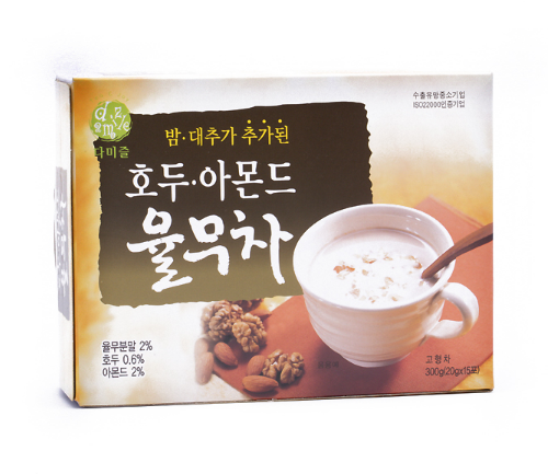 Job's Tears Tea w/ Nuts
