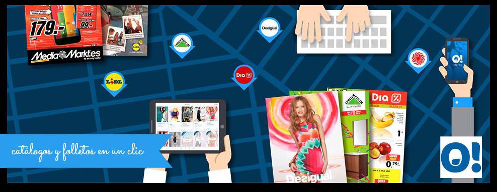 ofertia folletos catálogos gratis de todas las tiendas
