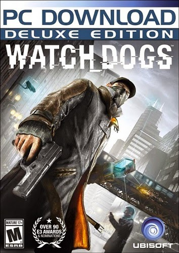 Watch Dogs Deluxe Edition PC Game Full Version