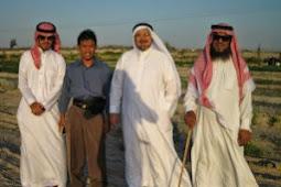 Orang Indonesia Mampu Hijaukan Padang Pasir Bahrain