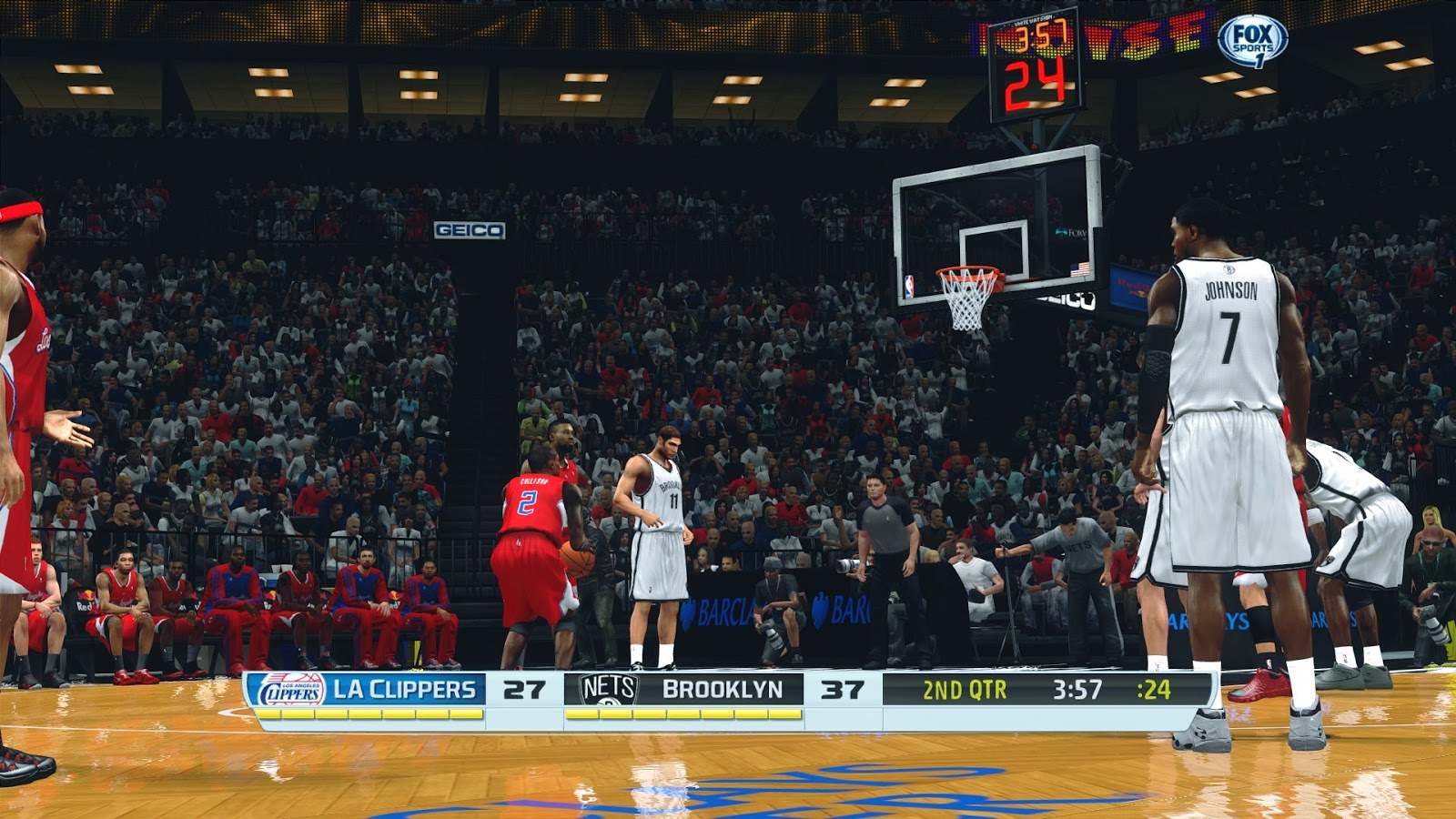 how to fix nba 2k14 graphics