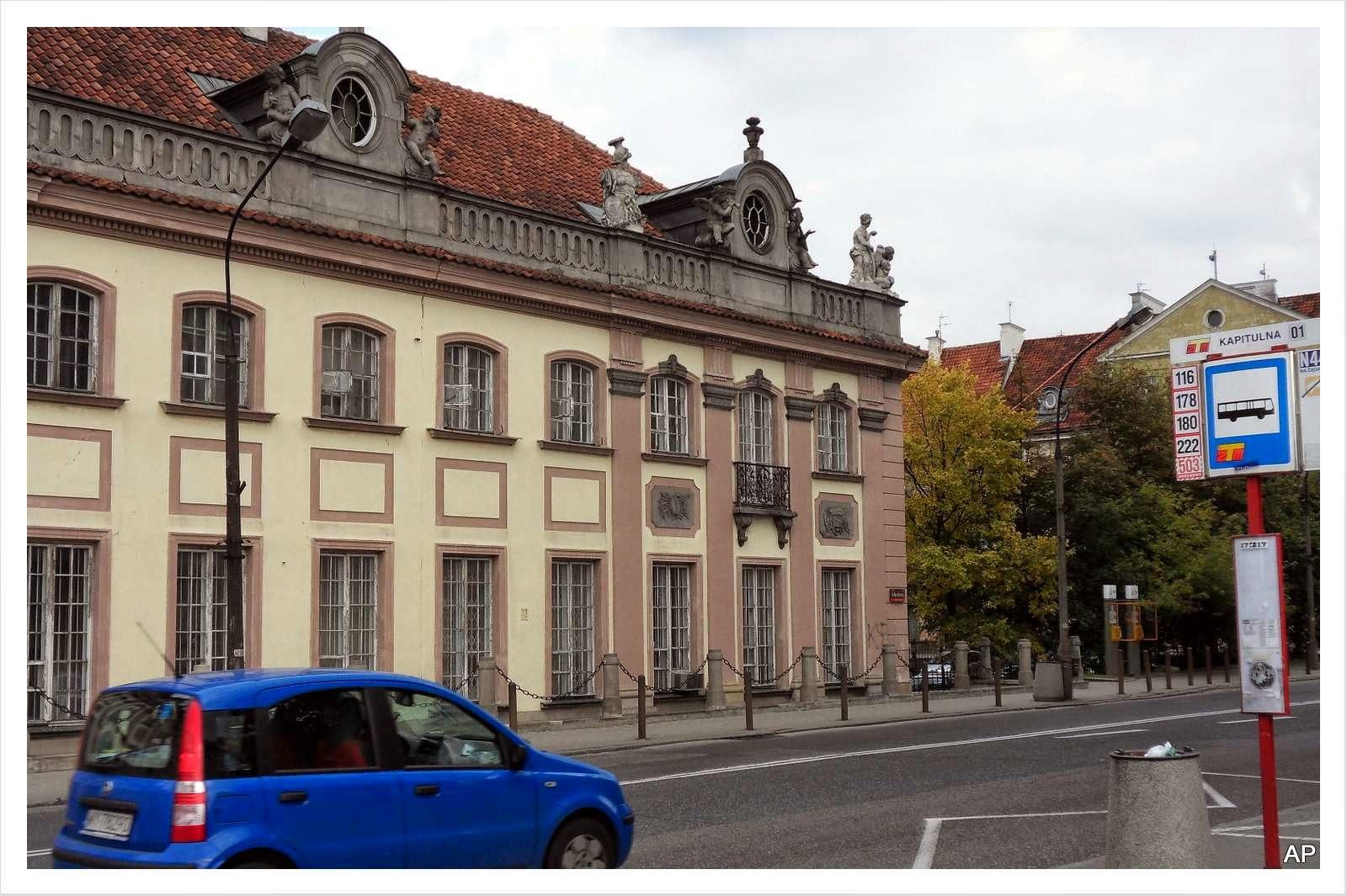 Branicki Palast