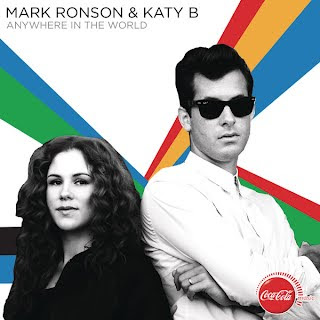 Mark Ronson - Anywhere In The World (feat. Katy B) Lyrics