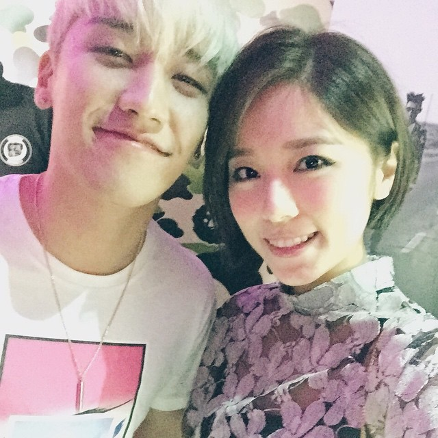 Selca Bareng Seungri Big Bang, Selebriti Hong Kong Ini Jadi Bulan-Bulanan VIP – Kpop Chart