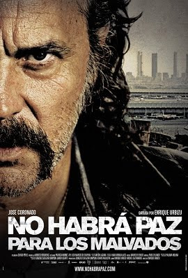 Filme Poster Não Haverá Paz para os Malvados DVDRip XviD Dual Audio & RMVB Dublado