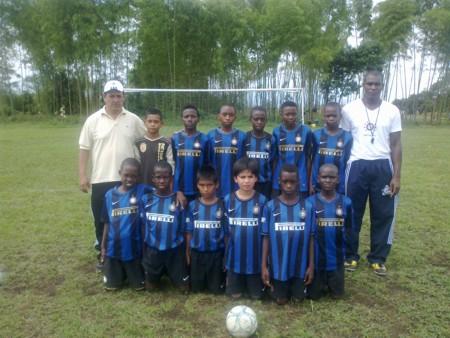 Resultado de imagen para futbol en Guachené, Cáuca, Colombia