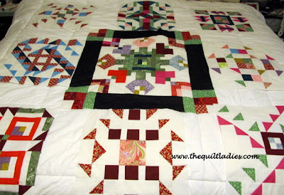 Free Quilt Pattern Block of the Month