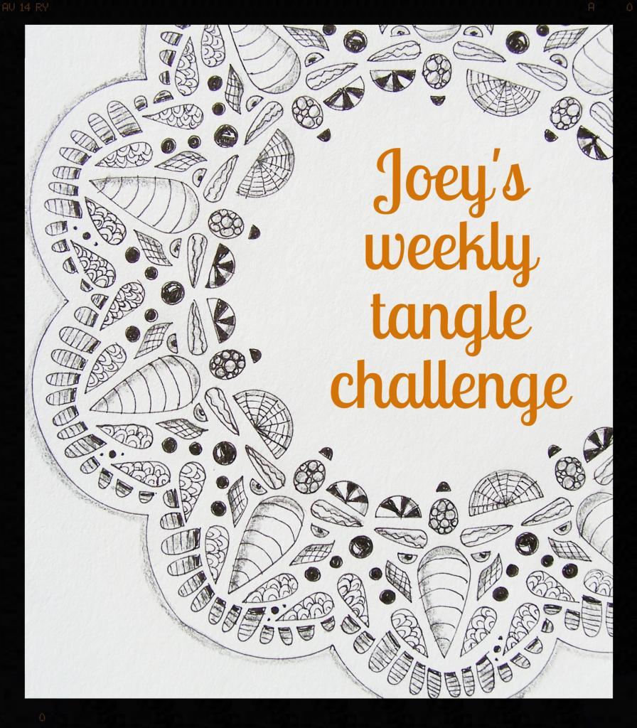 Joey's Weekly Challenge