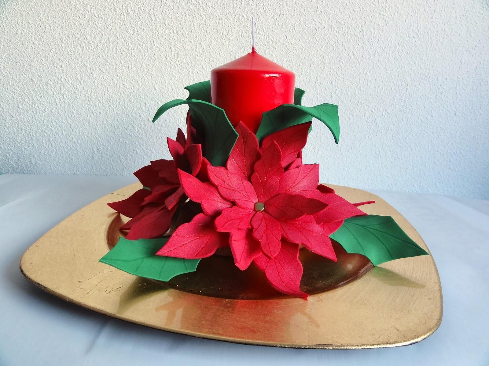 Monogrfico de Navidad con Goma Eva Espacio Coronado