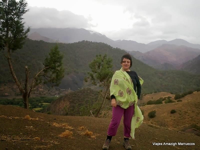 Amazigh Marruecos