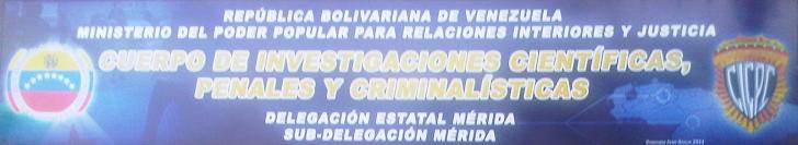 CICPC MERIDA