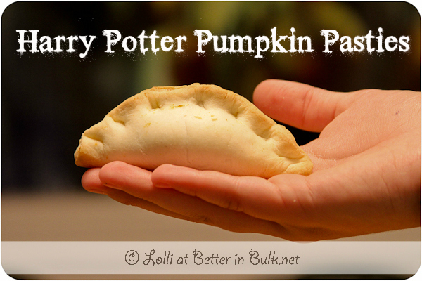 Sisters, What!: Harry Potter Pumpkin Pasties