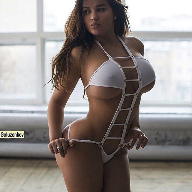 Russian Kim Kardashian Anastasiya Kvitko - Telecrop