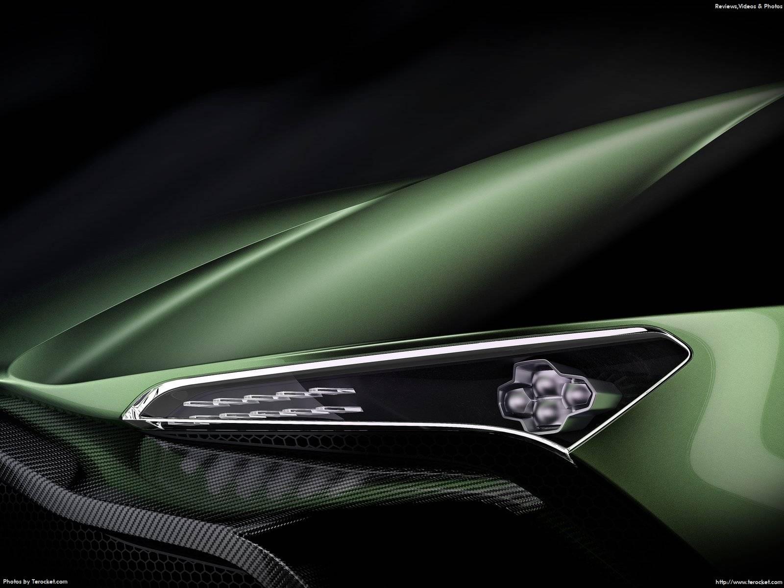 Hình ảnh xe ô tô Aston Martin Vulcan 2016 & nội ngoại thất