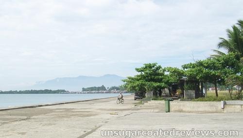 Davao City Seawall