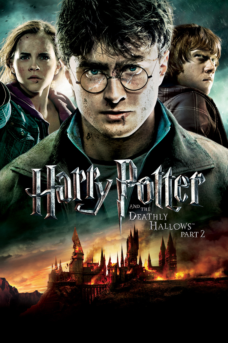 Harry Potter and the Deathly Hallows Part 2 2011