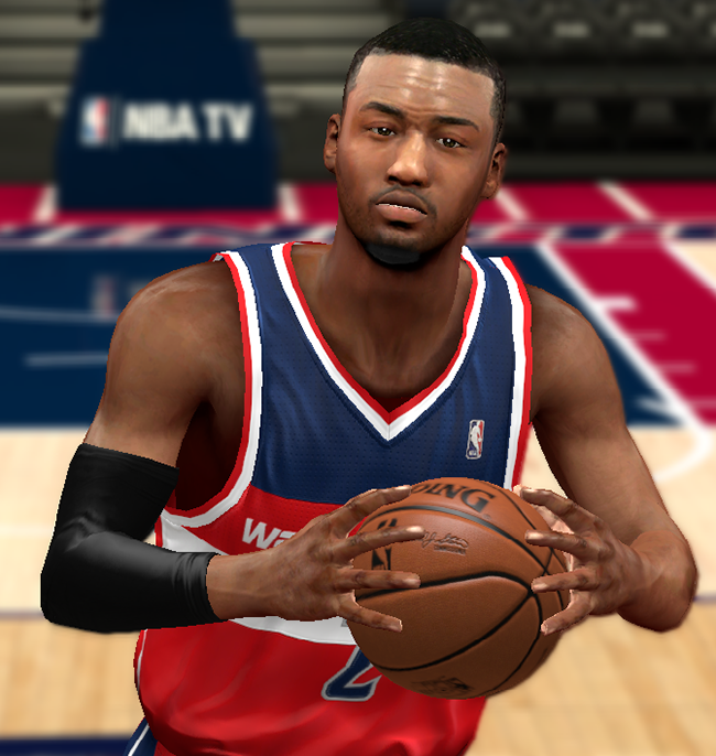 NBA 2K14 John Wall Cyberface Mod (Next-Gen) Nba-2k14-john-wall-slam-dunk-champion-all-star-2014