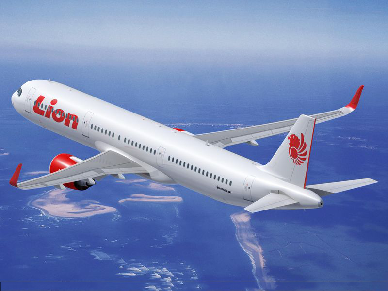Lion Air placed...
