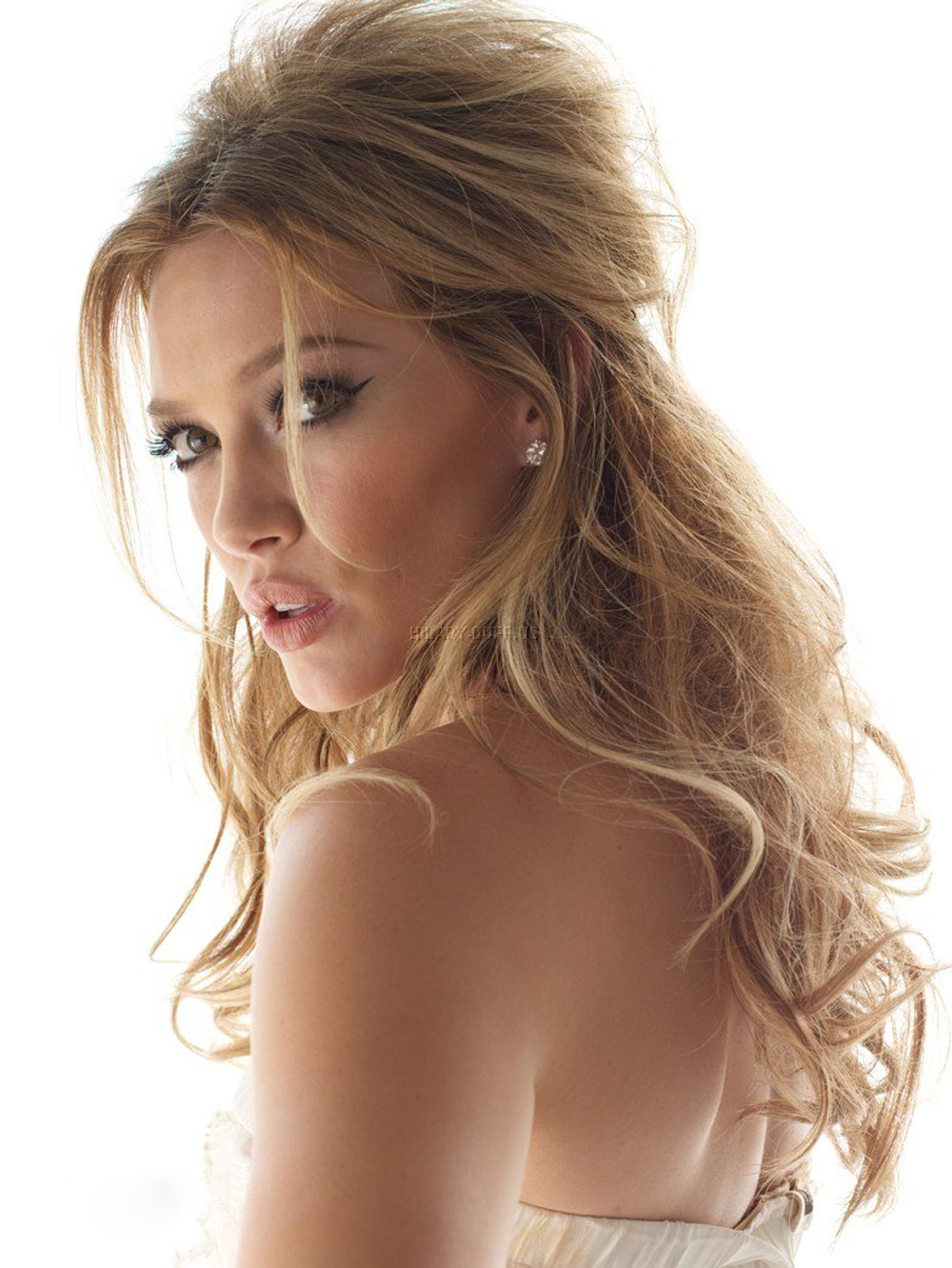 Hot Wallpapers Of Hollywood Actress Hilary Duff Uth