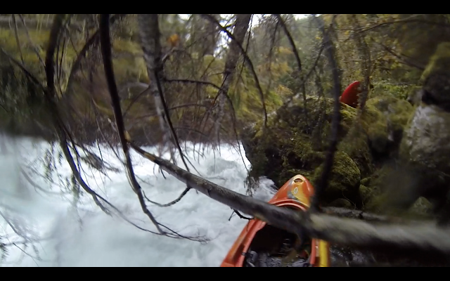 Olympic Peninsula, Jefferson Creek, 2013 Dagger Mamba 8.6, Carnage, Kayaking, Creeking